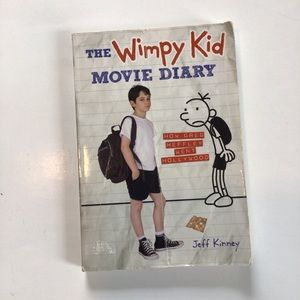 $5 Bundle item☀️ Diary of a Wimpy Kid book